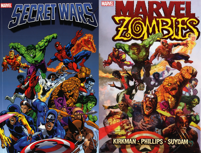 COMICS DIGITALES: MARVEL ZOMBIES